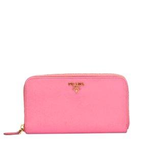 Prada Portafogli rosa pallido Pelle