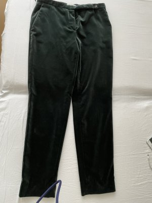 Prada Pantalon en jersey vert foncé