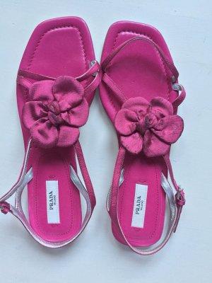 Prada Chanclas rosa