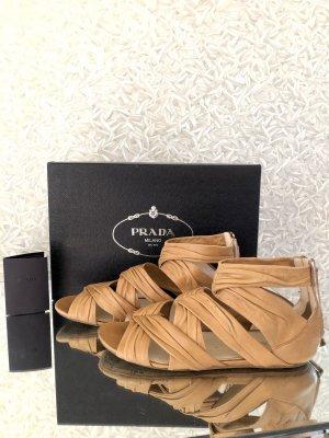 Prada Roman Sandals multicolored