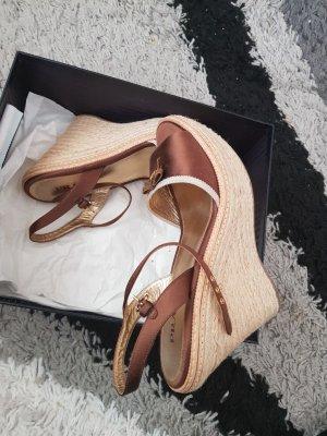 Prada Sandalen wedges Schuhe