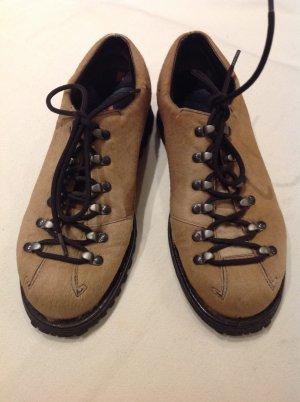 Prada Shoes beige leather
