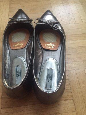 Prada Schuh grau 38,5