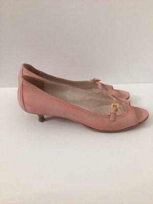 Prada Sandalo con cinturino multicolore