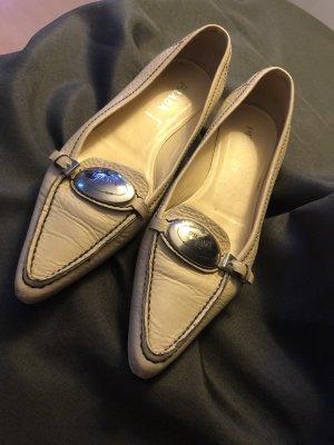 Prada Schuhe 38 beige