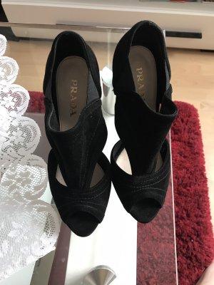 Prada Schuhe Peeptoe