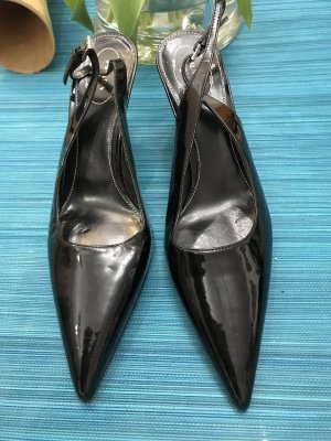 Prada Schuhe Pumps Abendschuhe schwarz 41