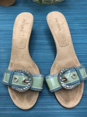 Prada Schuhe Sandalen 41 1/5 Pumps