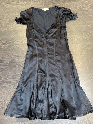 Prada Midi Dress black silk