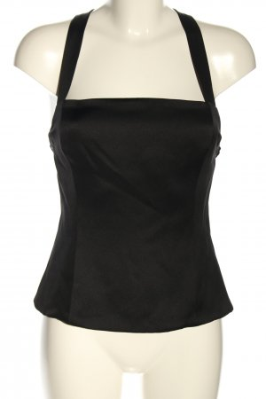 Prada Silk Top black elegant