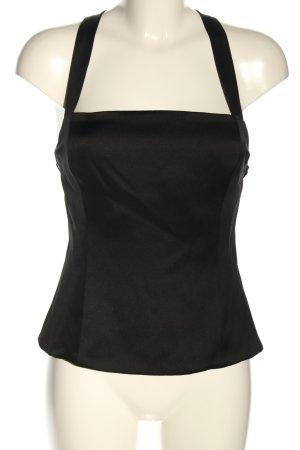 Prada Silk Top black silk