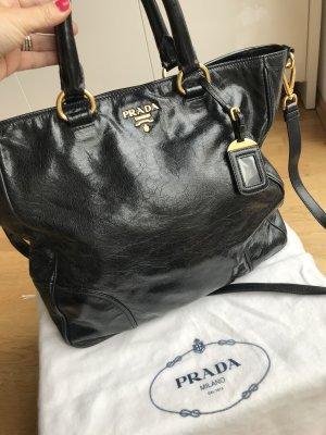 Prada Shopper schwarz