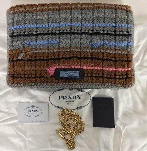 Prada, Shoulder Bag/Clutch, Multi, Wool/Nylon, neu, € 1.800,-