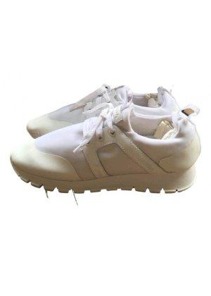 Prada Sneaker Gr. 38,5 eher 37,5 weiß