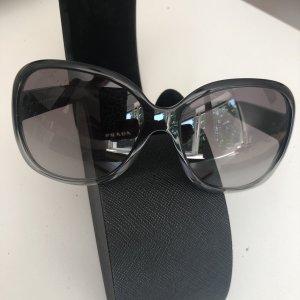 Prada Oval Sunglasses black