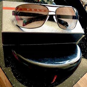 Prada Gafas de sol ovaladas multicolor