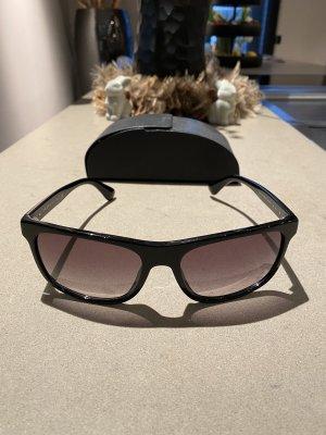Prada Gafas de sol cuadradas negro