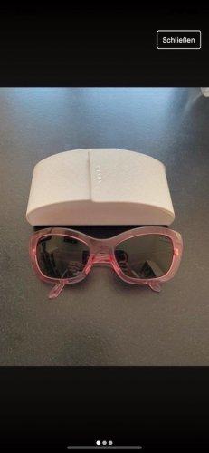 Prada Gafas rosa claro