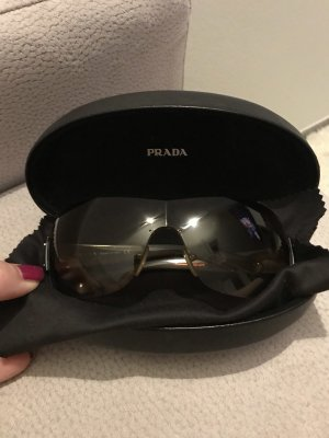 Prada Butterfly Glasses brown