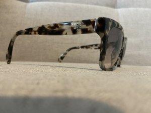 Prada Gafas de sol cuadradas marrón grisáceo-taupe