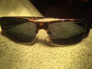 Prada Gafas marrón oscuro-coñac acetato