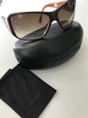 Prada Sonnenbrille + Original etui -und putztuch