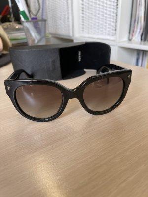 Prada Sonnenbrille schwarz