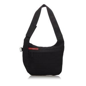 Prada Sports Nylon Shoulder Bag