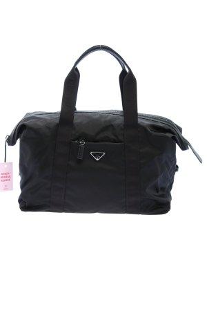 Prada Sports Bag black casual look