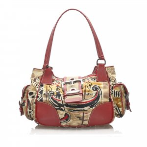 Prada Stampato Venice Handbag