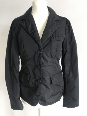 Prada Pikowana kurtka czarny