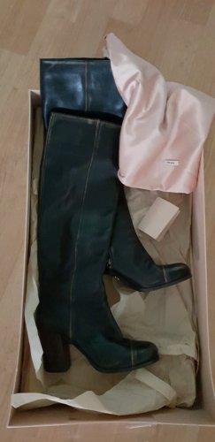 Prada Stiefel Boots schuhe Original wie neu