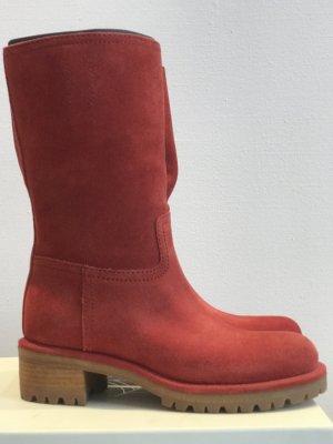Prada Stiefel rot Gr. 36