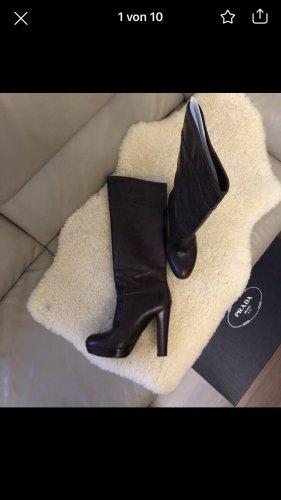Prada Stiefel Stiefeletten neuwertig