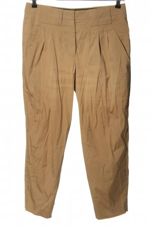 Prada Stoffen broek khaki casual uitstraling