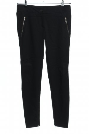 Prada Pantalone jersey nero stile casual
