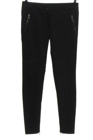 Prada Pantalón tipo suéter negro look casual