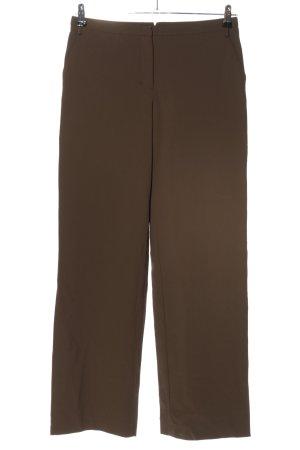Prada Pantalon en jersey brun style décontracté