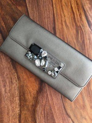 Prada Stones wallet Saffiano / Portmonee