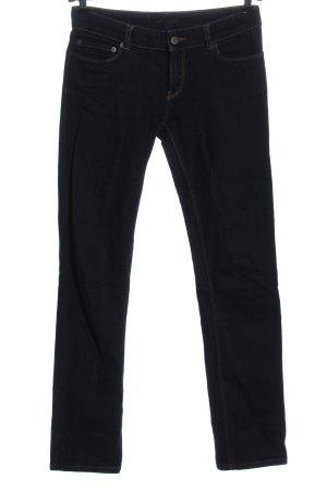 Prada Jeans slim fit blu stile casual