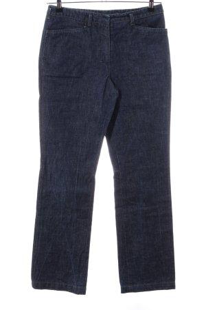 Prada Straight-Leg Jeans blau meliert Casual-Look