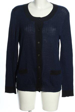 Prada Cardigan tricotés bleu style décontracté
