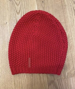 Prada Knitted Hat multicolored