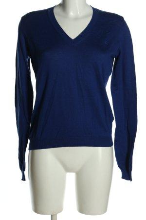 Prada Camicia maglia blu stile casual