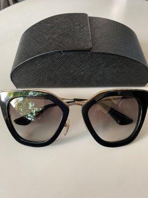 Prada Gafas mariposa negro acetato