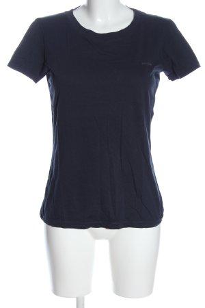 Prada T-Shirt blau Casual-Look