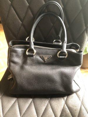 Prada Bowling Bag black