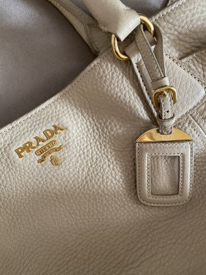 PRADA Tasche Shopper Beige/Sand