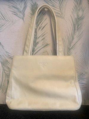 Prada Tasche vintage weiß