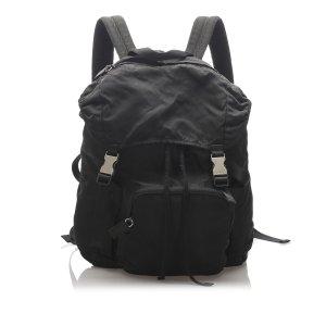 Prada Tessuto Backpack
